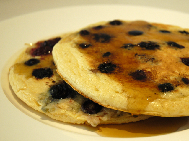 Pancakes american style breakfast pinterest picture