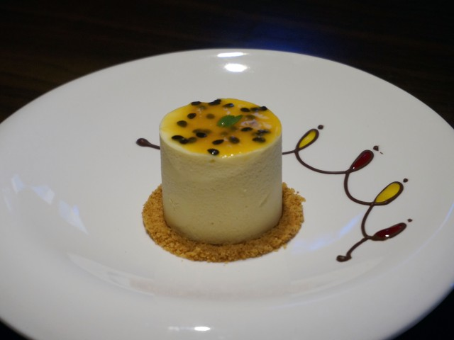 Passion Fruits Mousse