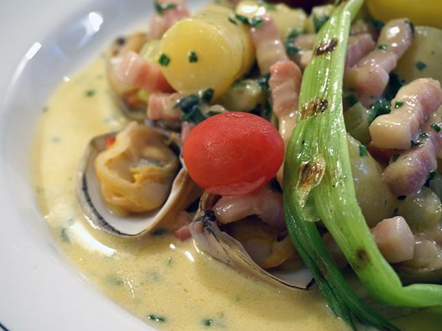 nieuw amsterdam clam chowder
