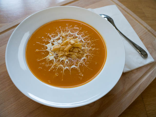 Pumpkin soup-6